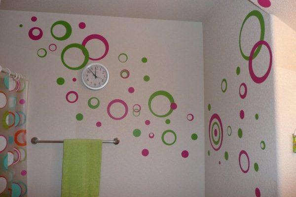 Wall Decorations For Bathrooms Modern Farmhouse Bathroom Makeover
