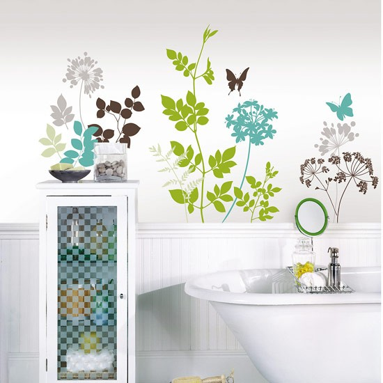 Your House Can Be Much More Beautiful with Wall Stickers