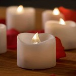 Make Your Home Look Pleasant and Stylish with Battery-operated Candles