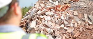 DIY construction waste disposal in edgware