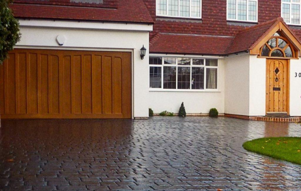 paved driveways UK