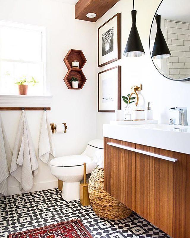 Current Bathroom Design