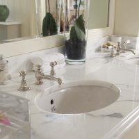 Top 4 Materials for Bathroom Countertops
