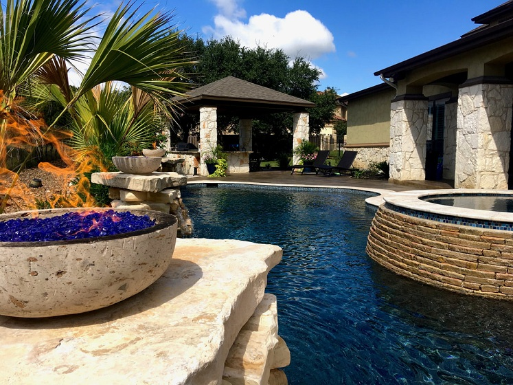 Top Benefits and Ideas of Amazing Custom Pools and Outdoor ... on Pool And Outdoor Living id=29564