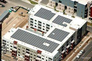 Denver solar panels