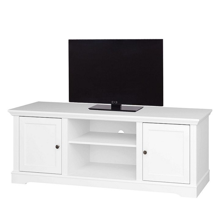 TV stand with ample space