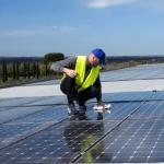 solar repair company